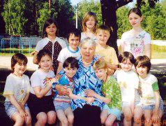 Лукашина Г.С. с воспитанниками