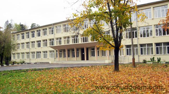 Учебный корпус МБОУ ГШИ №2 г.Ногинска